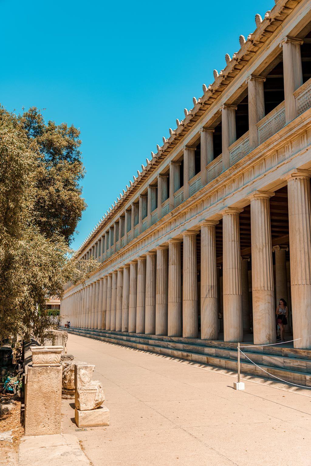 Stoa of Attalos Museum