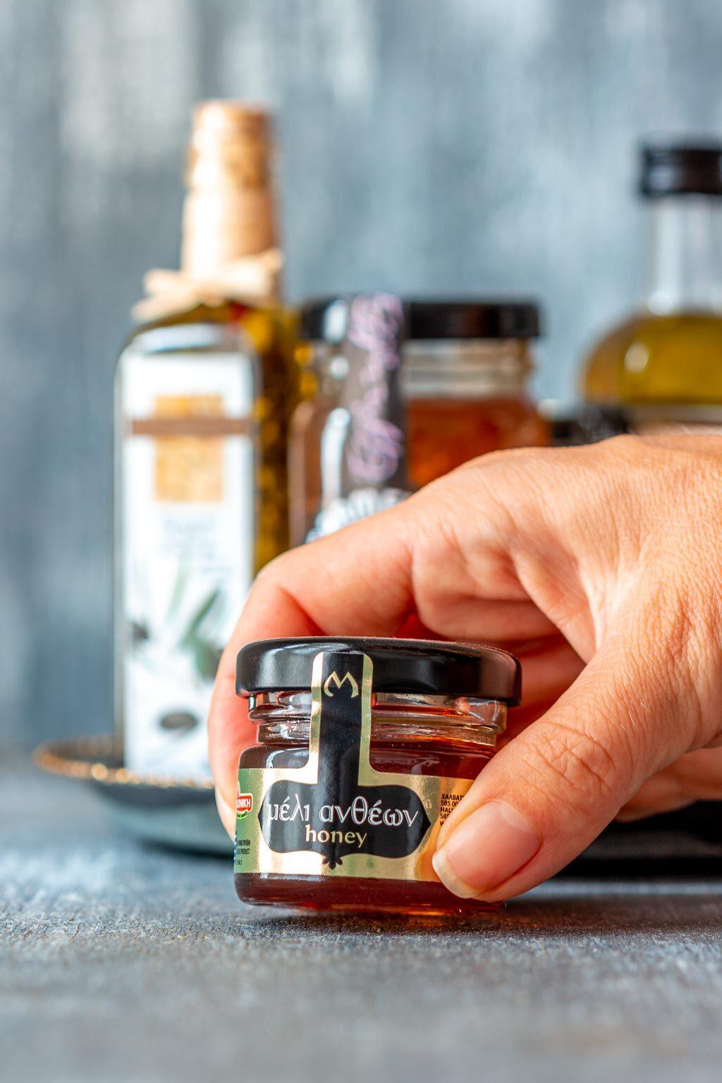 Honey Edible Greek Souvenirs