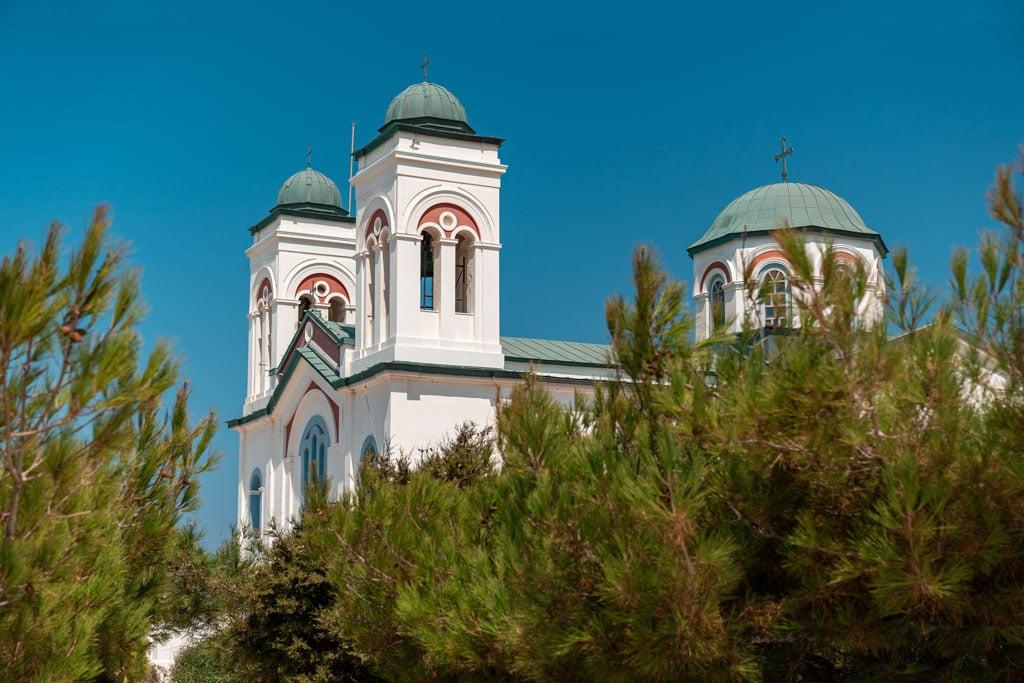 Kimisis Theotokou Church of Naoussa
