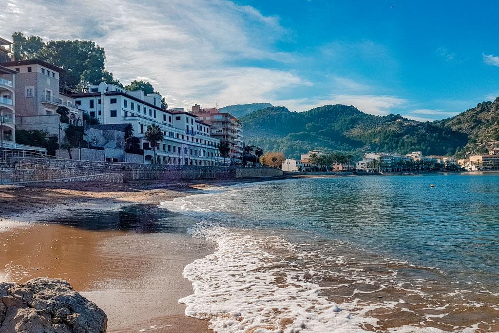 Beautiful Soller Seafront Mallorca