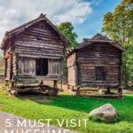 Must Visit Museums Stockholm Sweden Pin