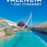 24 hours in Valencia Pin