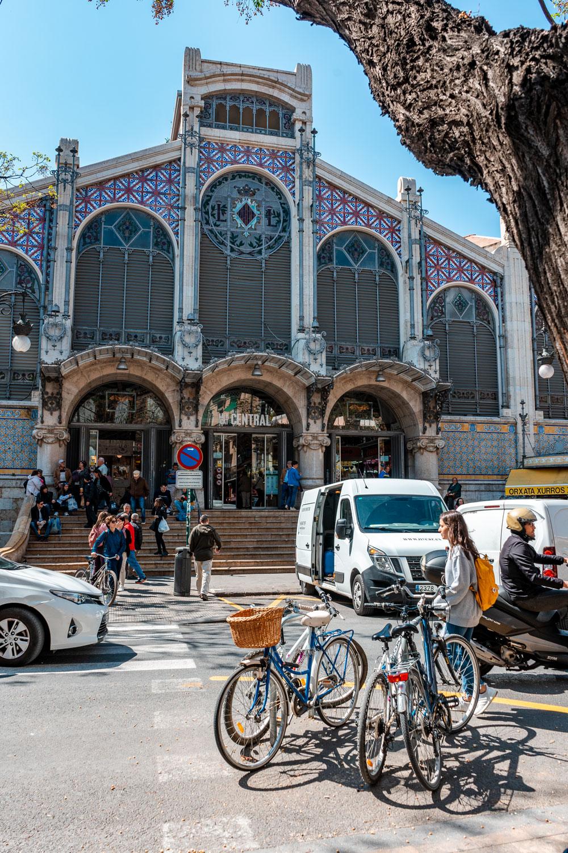 Cental Market Valencia