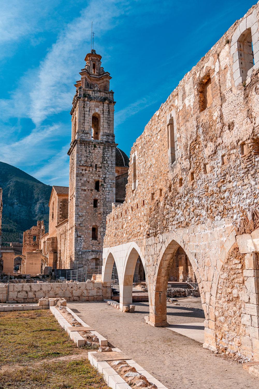 Monastery of Santa Maria de la Valldigna, Spain