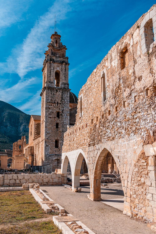 Monastery at Simat de la Valldigna