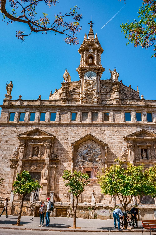 Santos Juanes Catholic Church Valencia