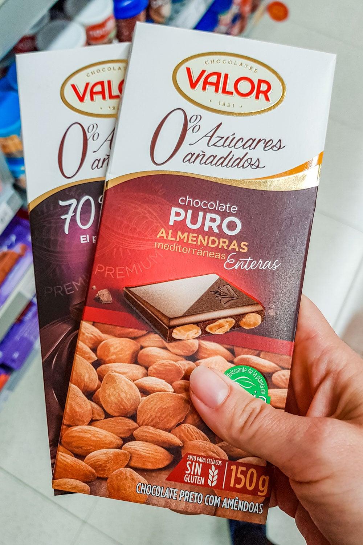 Spanish Chocolate Valor