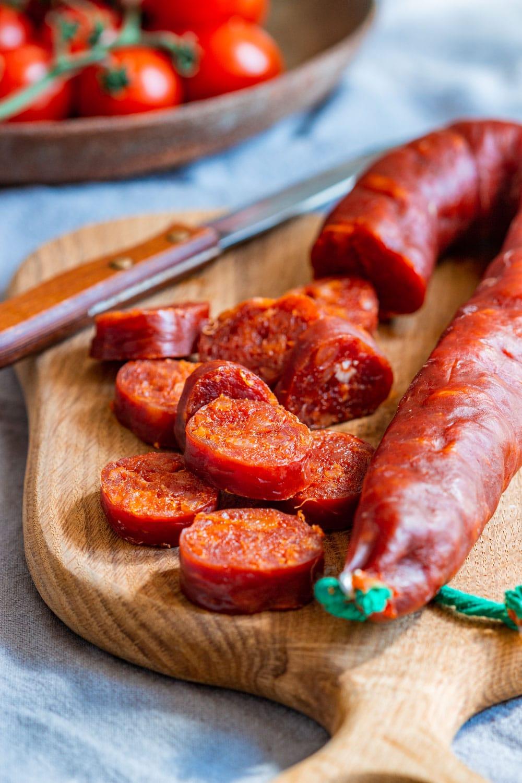 Traditional Spanish Chorizo