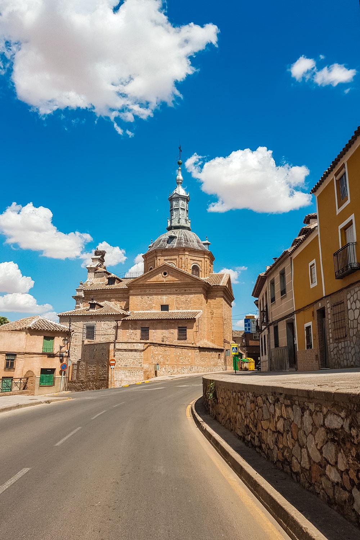 Consuegra town