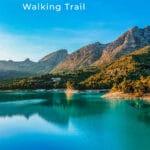 Guadalest Reservoir Walking Trail