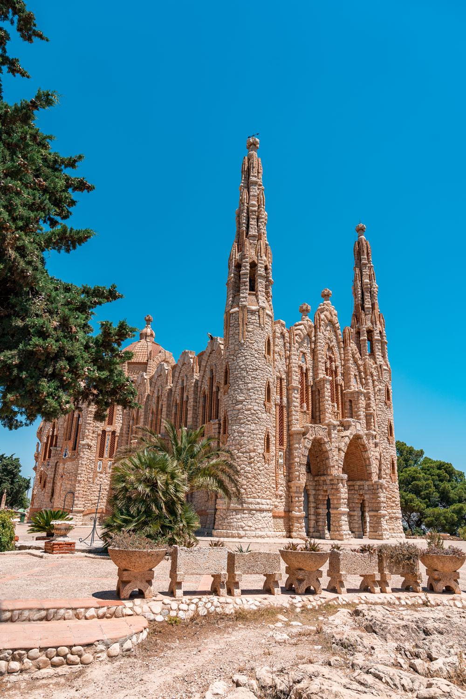 Sanctuary of Santa Maria Magdalena in Novelda