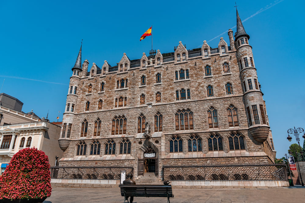 Antoni Gaudi Botines House Museum