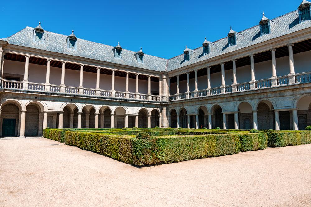 Royal Monastery building