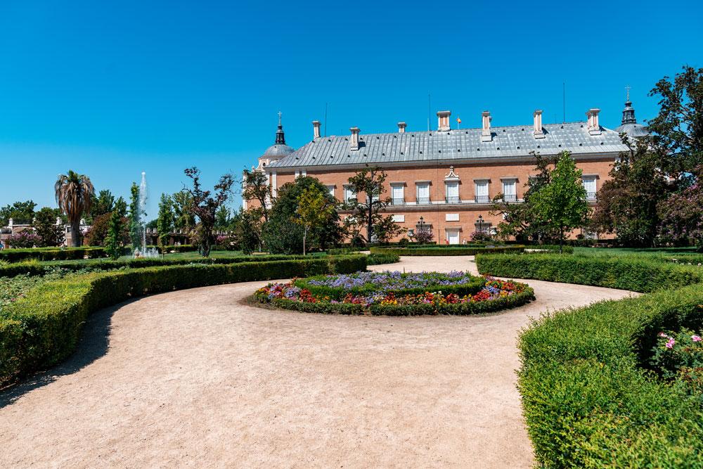 Arunjuez Palace gardens