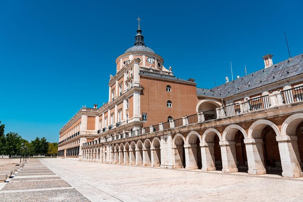 Royal Palace of Aranjuez, Madrid