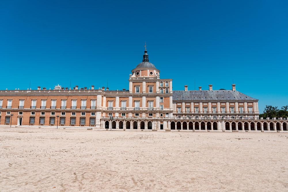 Majestic Royal Palace of Aranjuez