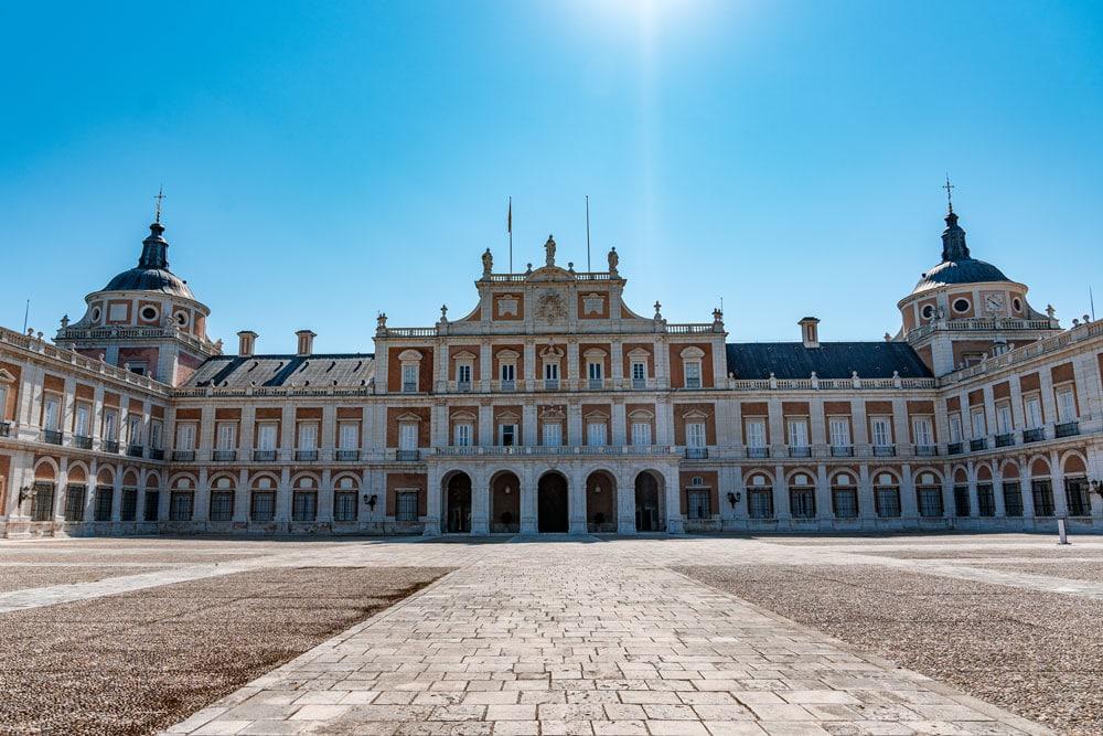 Luxurious Royal Palace of Arunjuez