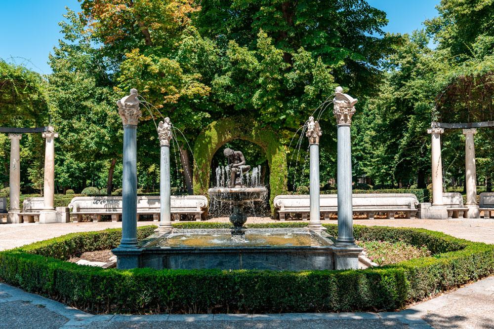 Fountain of Espinario Arunjuez