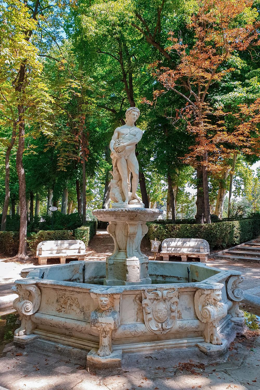 Fountain of Apollo Arunjuez