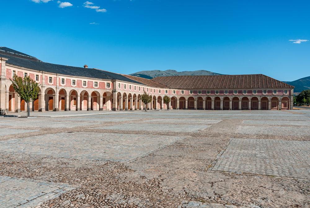 Riofrio Royal Palace exterior