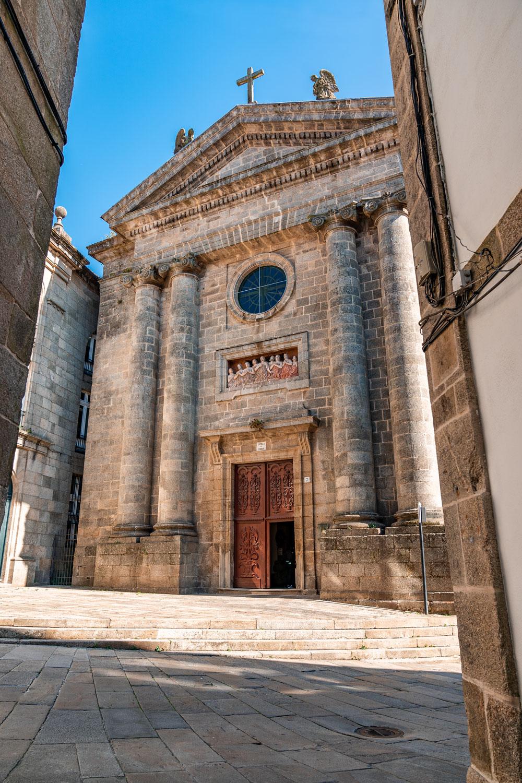 Capela de Animas Church