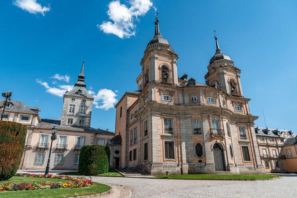 Royal Palace of La Granja of San Ildefonso