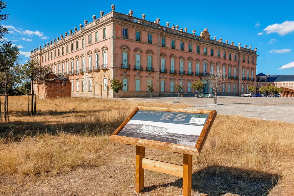 Riofrio Royal Palace