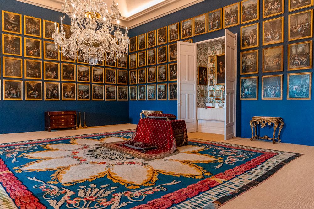Riofrío Royal Palace Interior