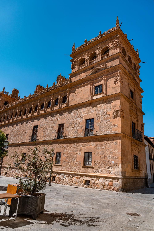Historical Monterrey's Palace