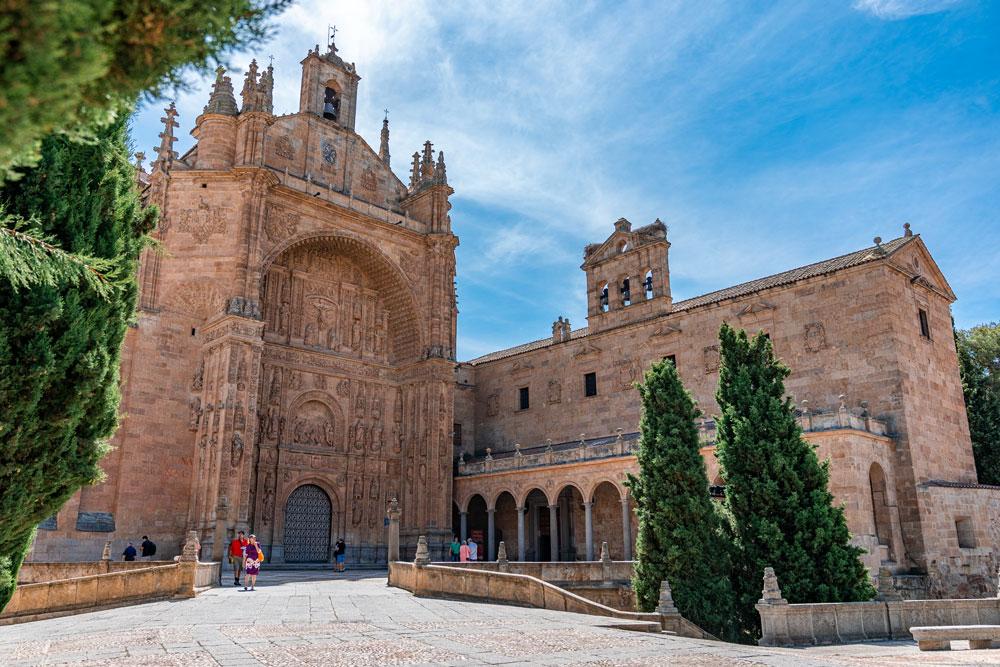 Dominican monastery - Convento de San Esteban