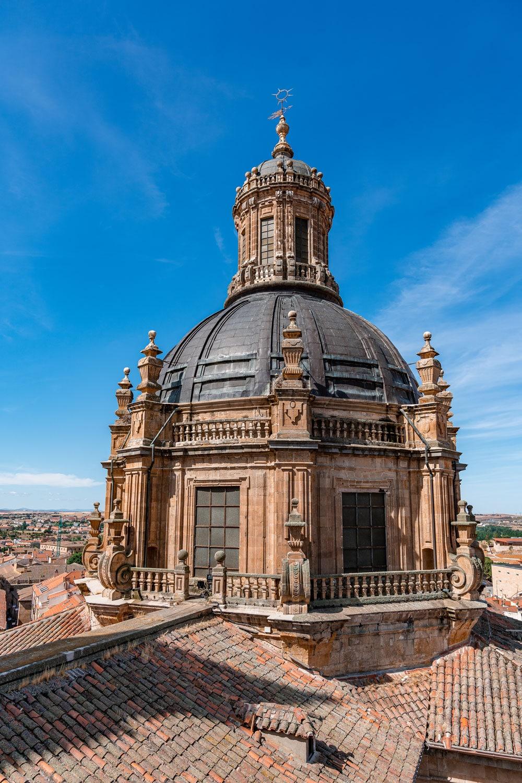Tower of La Clerecia