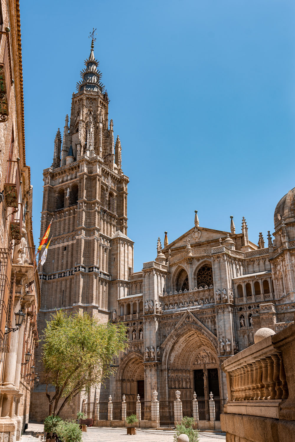 Toledo in a day - Itinerary