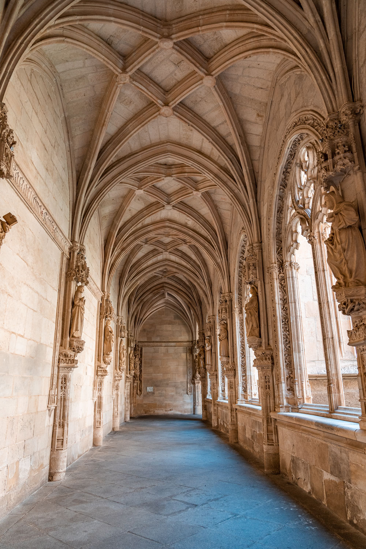 Corridor of the San Juan de los Reyes Monastery