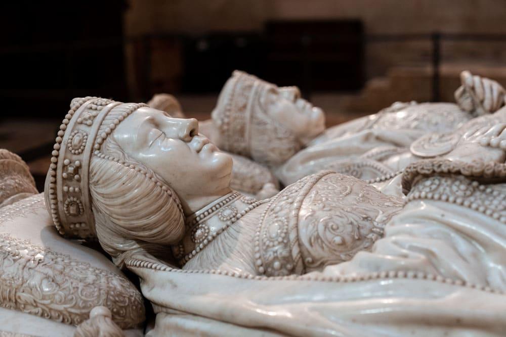 Sepulcher of Don Pedro Fernandez de Velasco and Doña Mencia de Mendoza