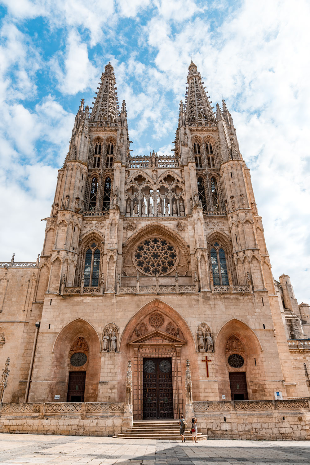 One of the most beautiful Gothic Style Cathedrals in Spain - Burgos Cathedral