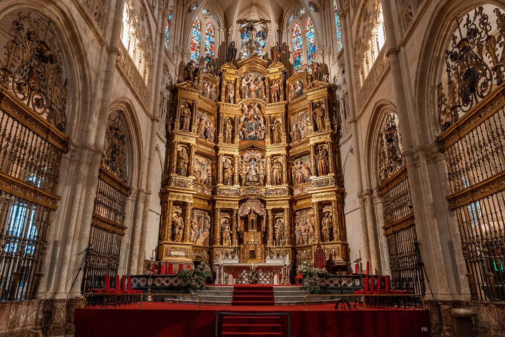 Cathedral High Altar