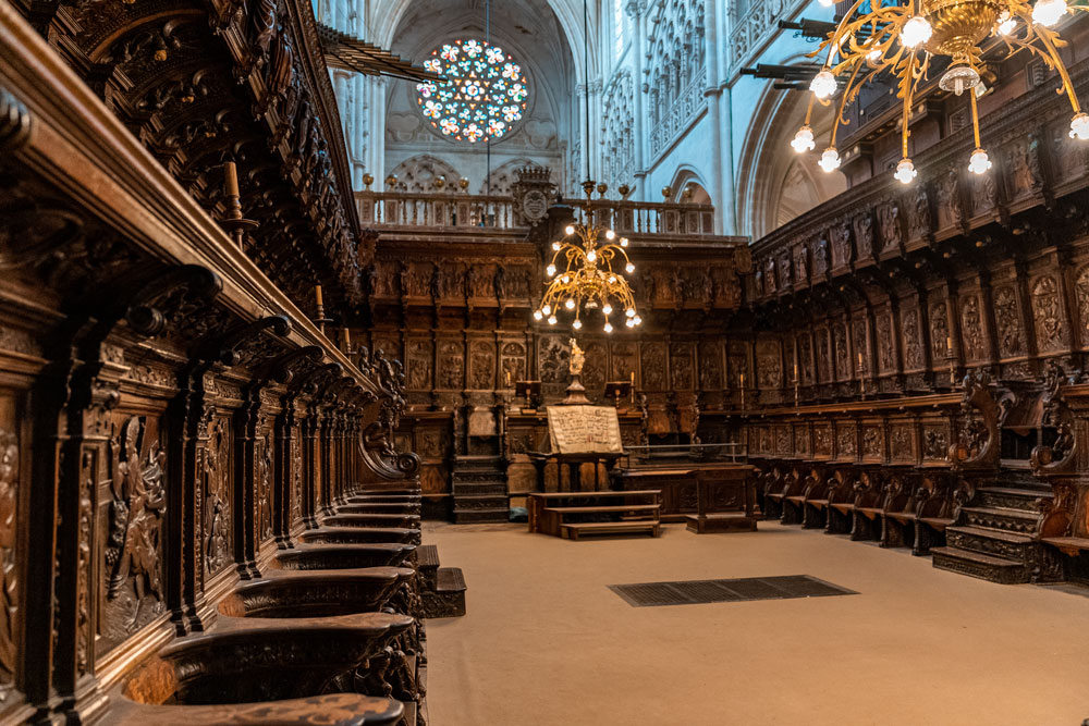 Burgos Cathedral Choir