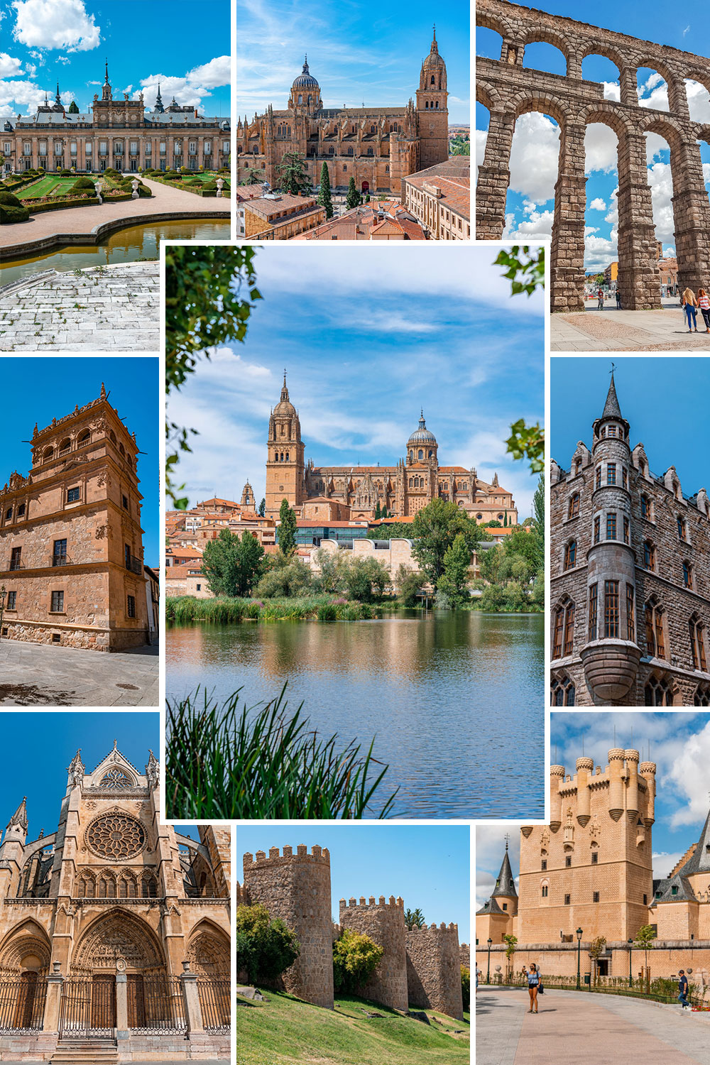 Epic places to visit in Castile and Leon, Spain