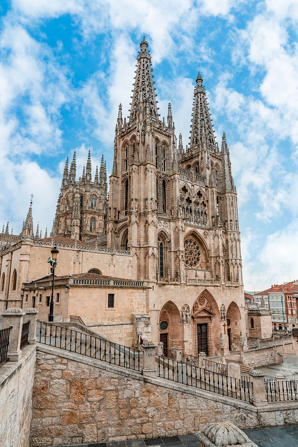 The Cathedral of Saint Mary of Burgos