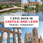 7 Epic Days in Castile and Leon, Spain