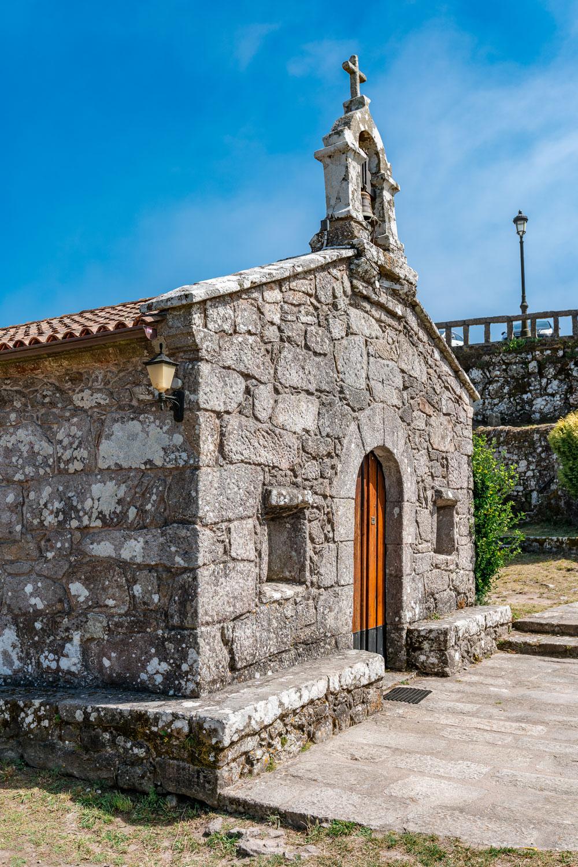 Hermitage of Santa Trega