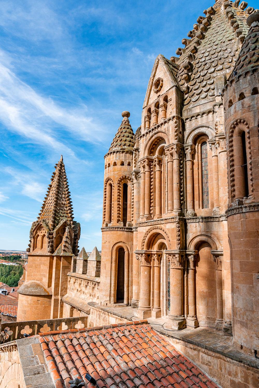 Salamanca Cathedral Towers
