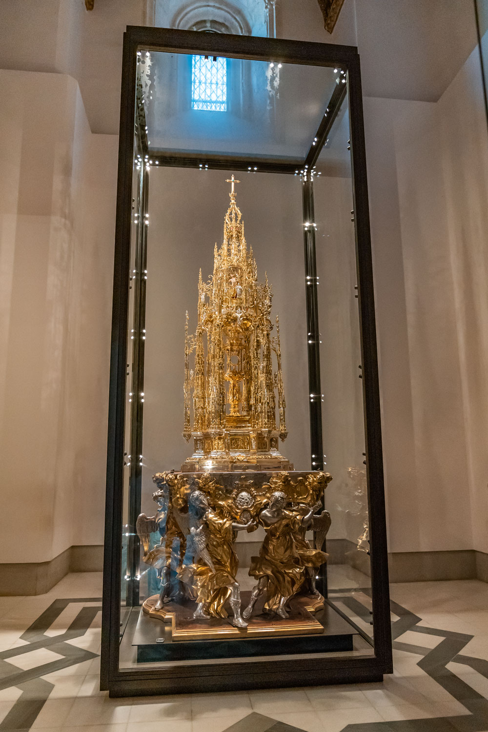 The great Monstrance of Arfe