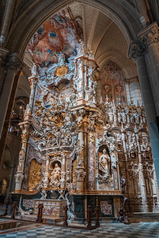 El Transparente of the Cathedral